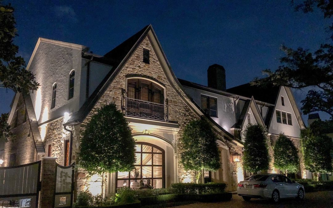 Professional Outdoor Lighting in Sugar Land