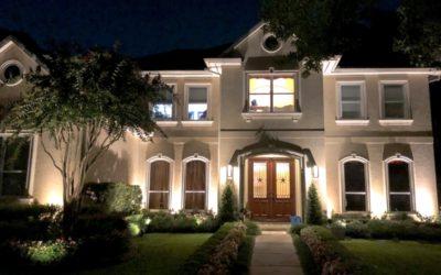 Houston Residential Lighting