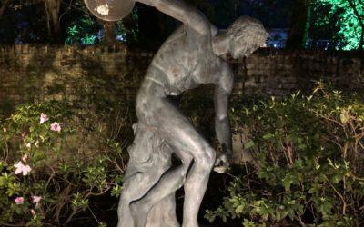 Popular Techniques For Statue Lighting