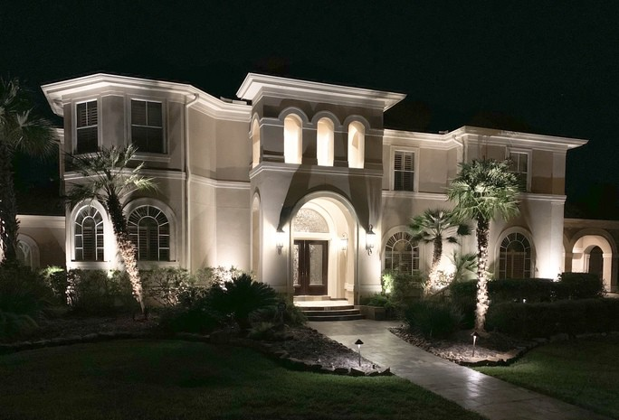 Security And Outdoor Lighting