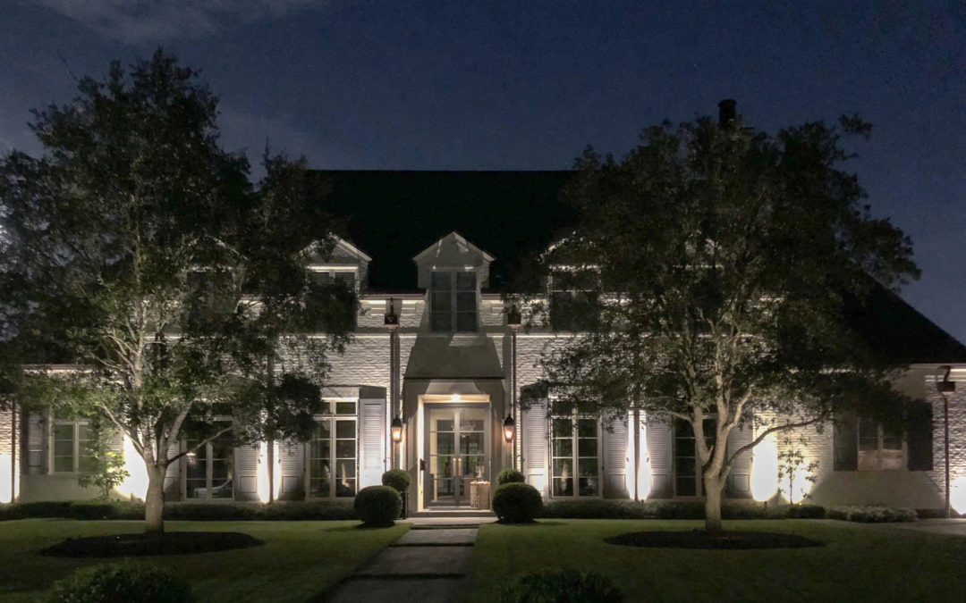 How Outdoor Landscape Lighting Has Changed Over The Years