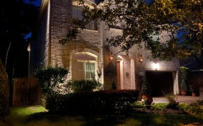 Fall Landscape Lighting