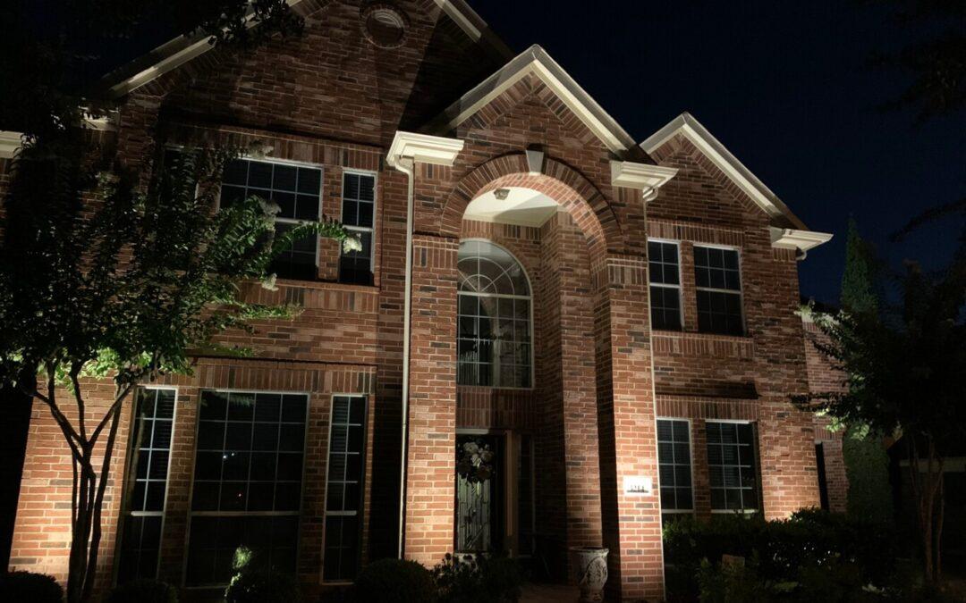 Outdoor Lighting – Uplighting