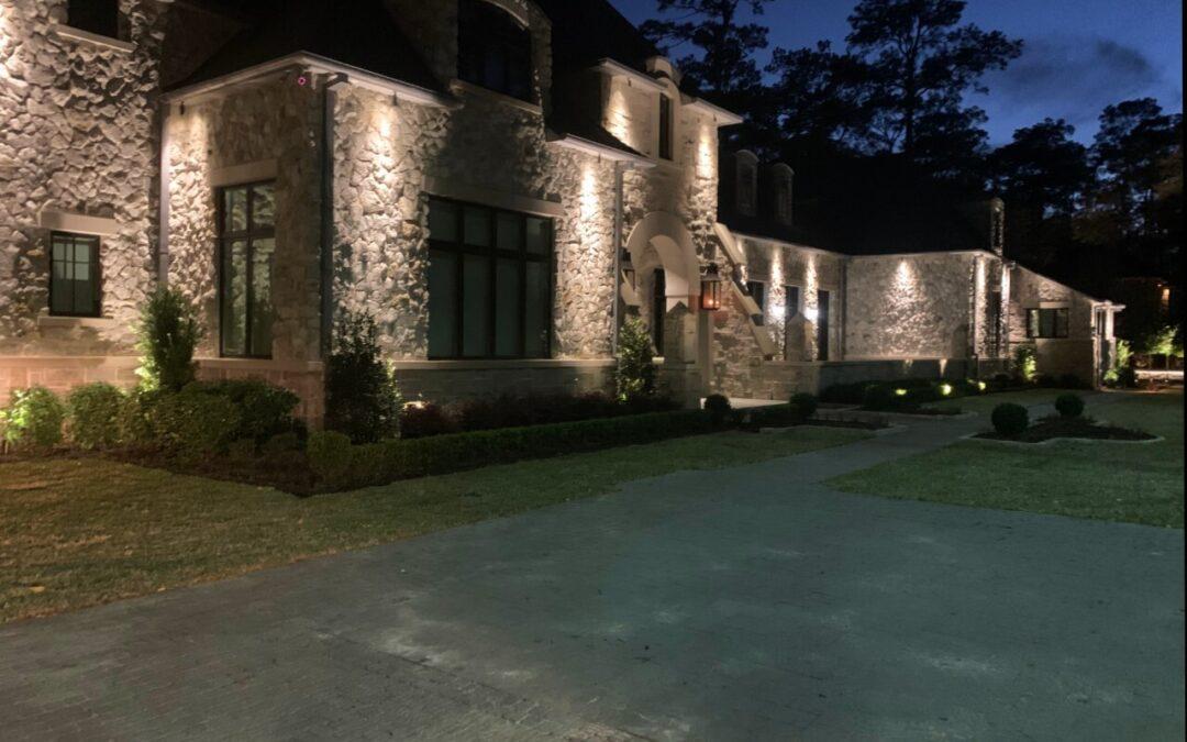 Outdoor Lighting – Downlighting